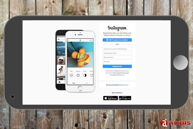 Ventajas de las páginas de empresa de instagram. Blog Addis