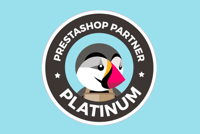 Agencia Certificada Platinum de Prestashop